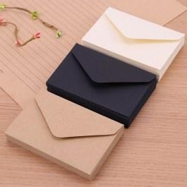 Malé papírové obálky
