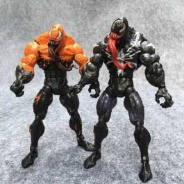 Venom v různých barvách