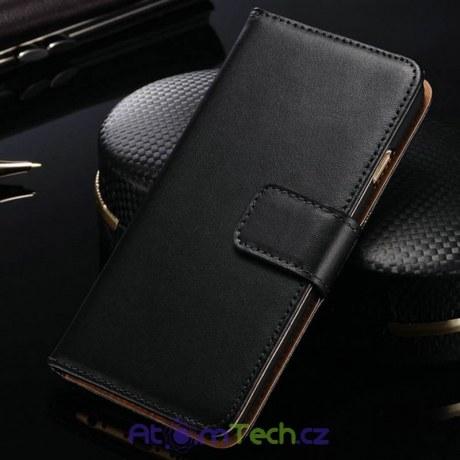 Kožené pouzdro pro iPhone 6 a 6 Plus