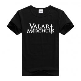"Tričko ""Valar Morghulis"""