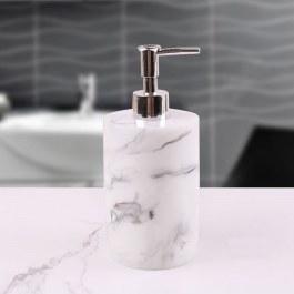 Mramorový dávkovač na mýdlo