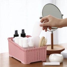 Organizační košík na kosmetiku