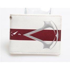 Assassin's Creed bílo-červená peněženka
