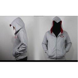 Assassin's Creed šedá mikina