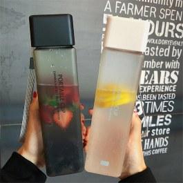 Cestovní designová láhev
