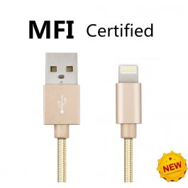 Lightning kabel s MFi pro Apple