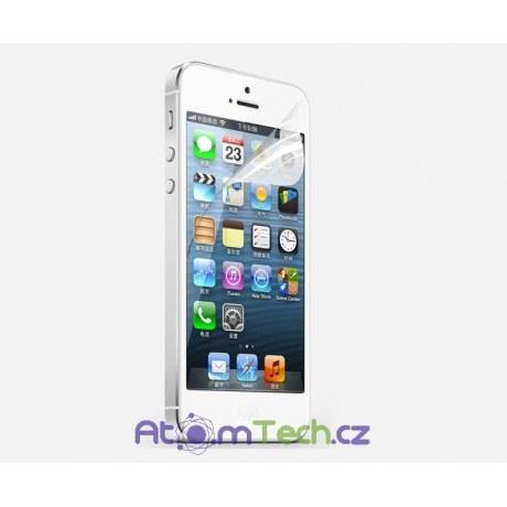 Ochranné fólie pro iPhone 5/5S/5C/SE (5ks)