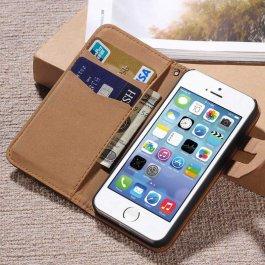 Kožené pouzdro pro iPhone 5/5S