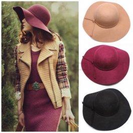 Podzimní klobouk