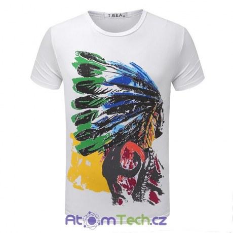 Pánské tričko Indián