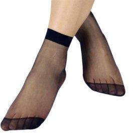 10 párů punčochových ponožek