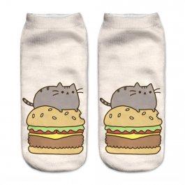 Ponožky s pohádkovými motivy