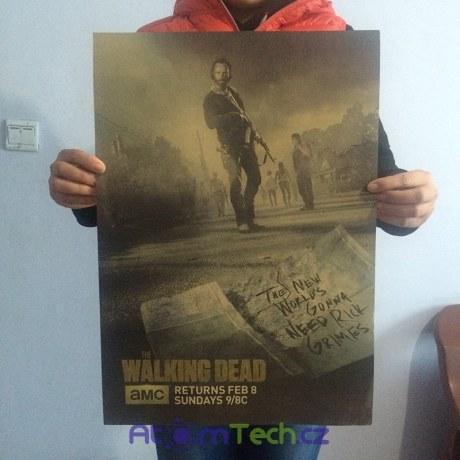 Plakát The Walking Dead
