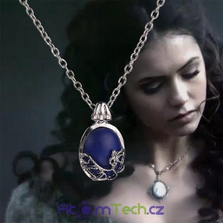 The Vampire Diaries náhrdelník