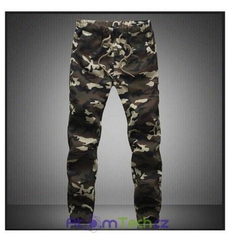 Pánské army kalhoty
