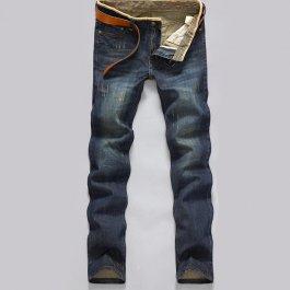 Pánské modré džíny