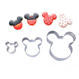 Vykrajovátka Mickey 3 ks