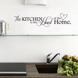 Nápis do kuchyně