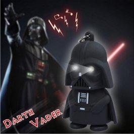 Klíčenka Darth Vader se světýlkem