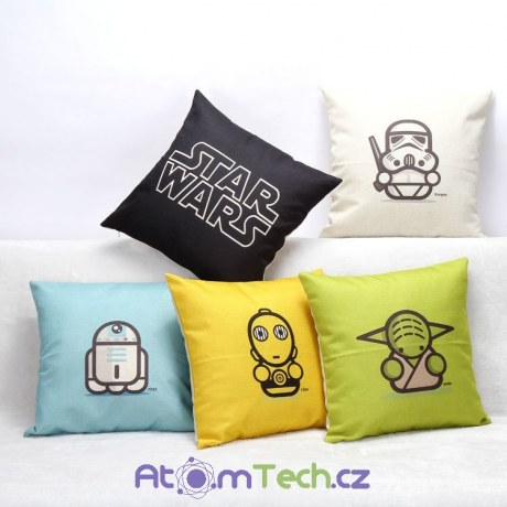 Povlak na polštář Star Wars