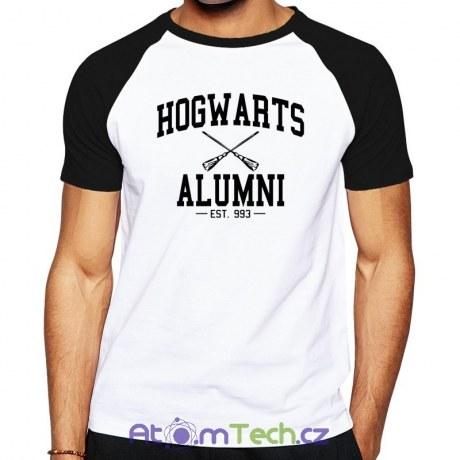 Tričko Hogwarts Alumni
