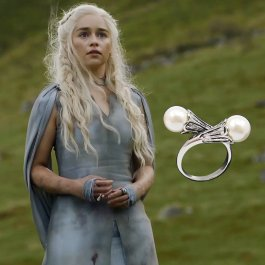Prsten Daenerys Targaryen