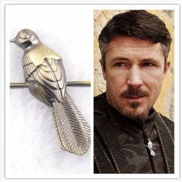 Brož Littlefinger Petyr Baelish