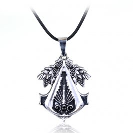 Ozdobný náhrdelník Assassin's Creed