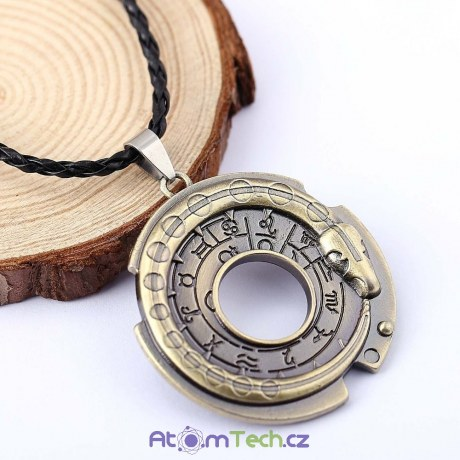 Connorův amulet