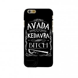 Kryt na iPhone Avada Kedavra Bitch