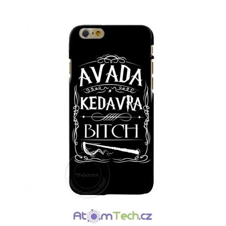 Kryt na iPhone Avada Kedavra Bitch