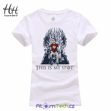 Tričko THIS IS MY SPOT