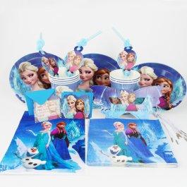 Brčka Frozen 24 ks