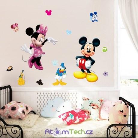 Nálepky na zeď Disney