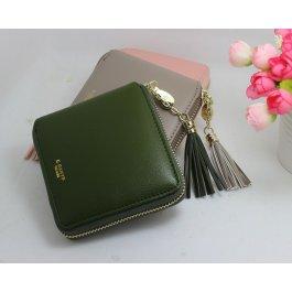 Malá peněženka s třásněmi