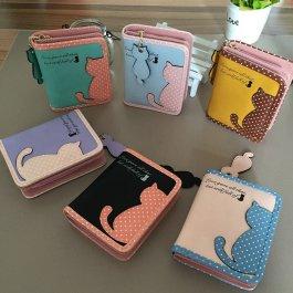 Kočičí peněženka malá