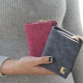 Dámská rozkládací peněženka