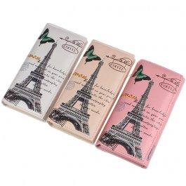 Peněženka s Eiffelovkou