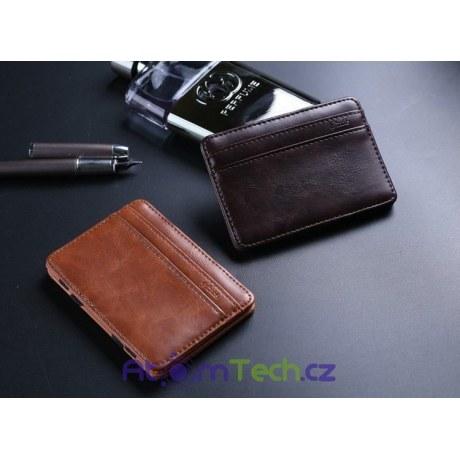 Pánská peněženka na bankovky