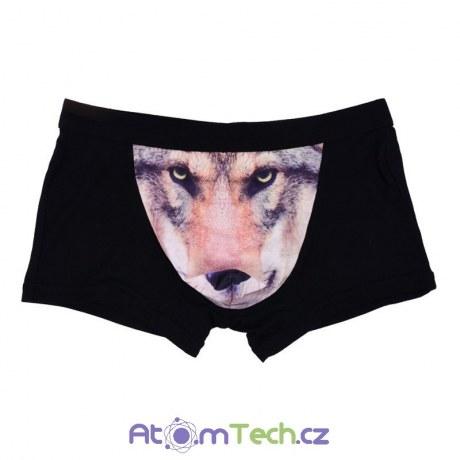 Boxerky vlk nebo orel