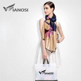 Luxusní hedvábní šál pro dámy