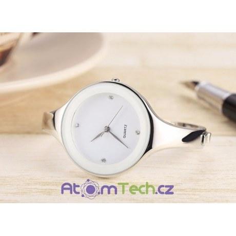 Dámské hodinky z nerezové ocele
