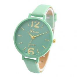 Barevné stylové hodinky pro dámy