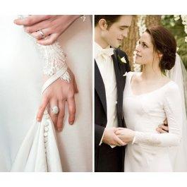 Zásnubní prsten Stmívání
