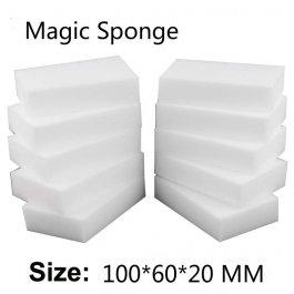 Zázračná houbička bílá 10 ks