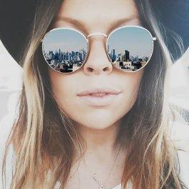 Okrouhlé brýle